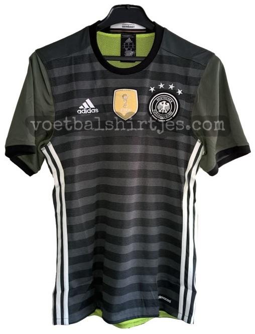 Duitsland voetbalshirt EK 2016