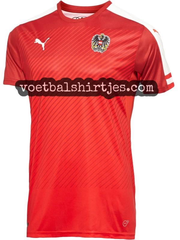 Austria Euro 2016 home kit