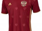 Rusland thuisshirt EK 2016