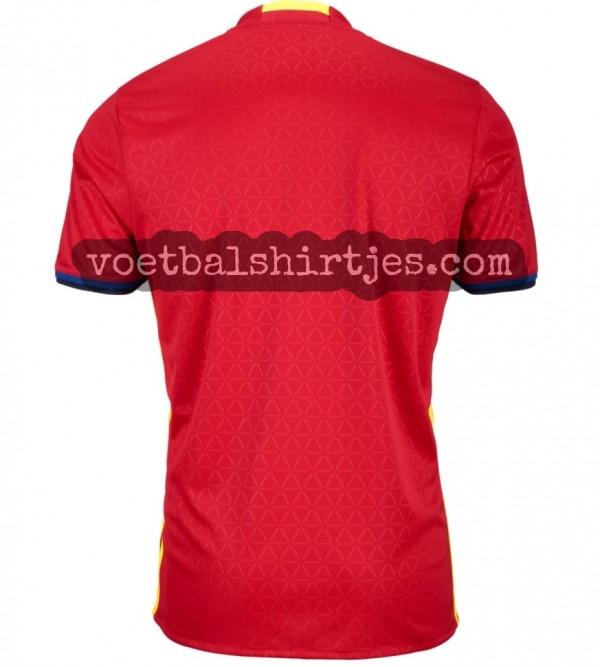 Spanje shirt Euro 2016