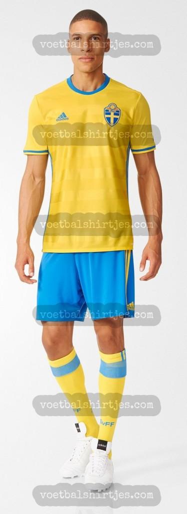 Sweden Euro 2016 kit