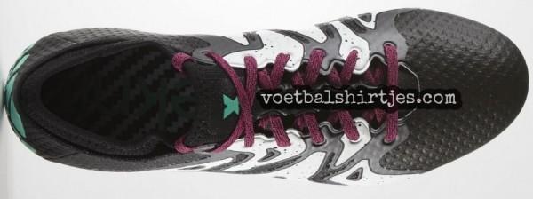 Adidas X 15+ Primeknit FG core black