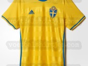 Zweden thuisshirt Euro 2016