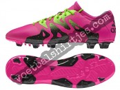 adidas X 15 Shock Pink