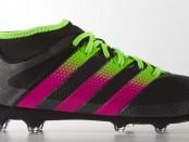 adidas ace 16.2 primemesh core black shock pink