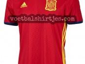 camiseta espana Euro 2016