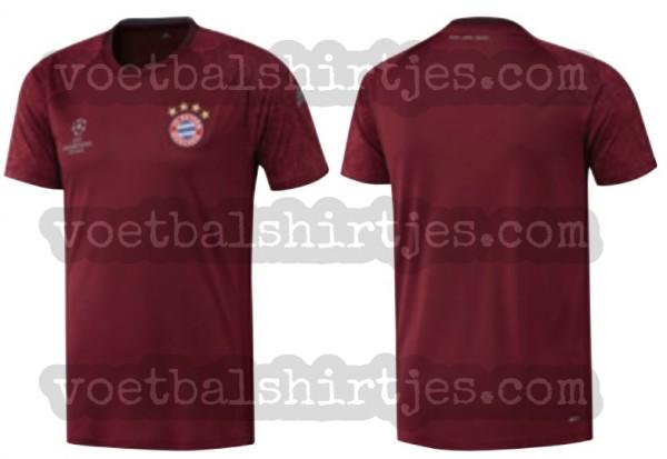 Bayern Munchen 16-17 UCL trainingsshirt