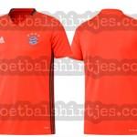 Bayern München 16/17 trainingsshirts