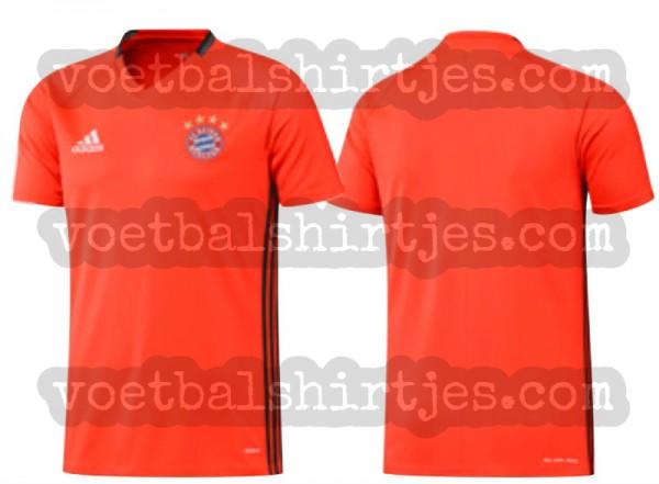 FC Bayern Munchen training jersey 16-17
