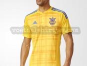 Ukraine Euro 2016 home kit