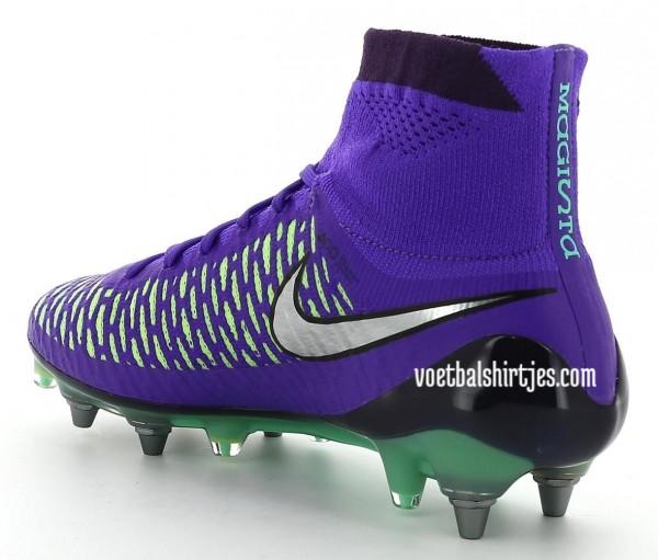 Nike Magista Obra II FG ACC Soccer Cleats Platinum Sz 9 10