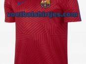 FC Barcelona 2016 -2017 pre match top