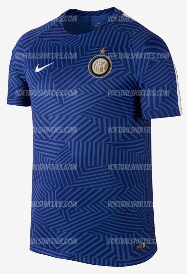 Inter 16-17 pre match shirt