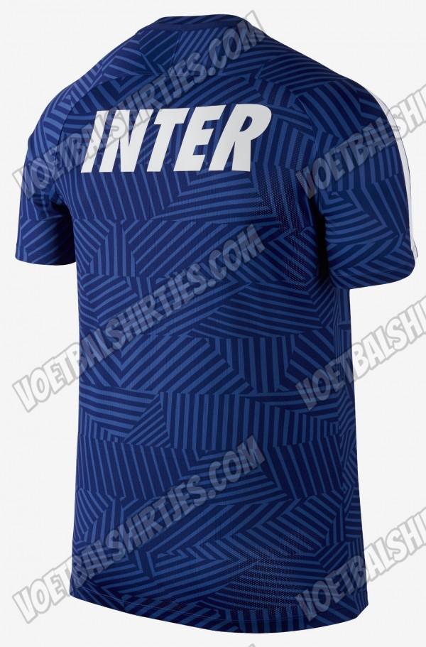 maglia Inter 16-17 pre match