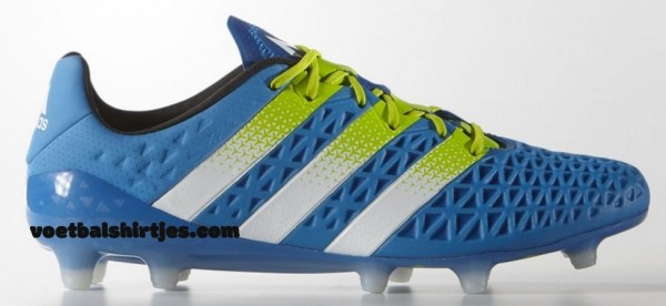 adidas ace 16.1 Shock blue