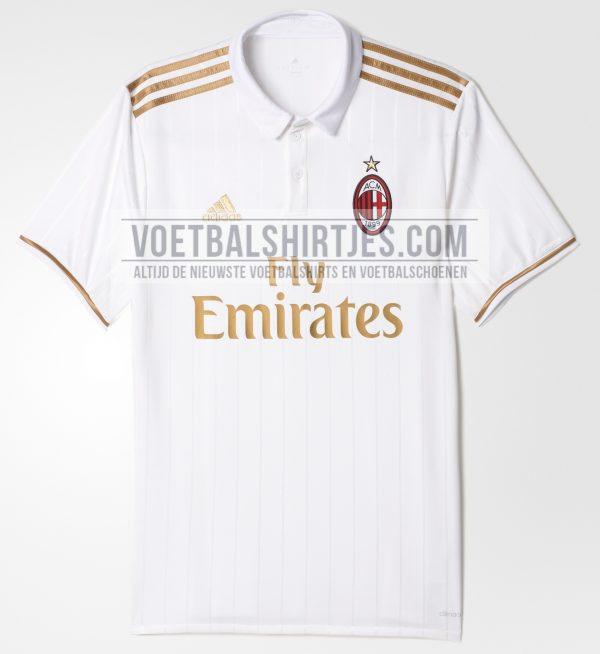 AC Milan uitshirt 2017
