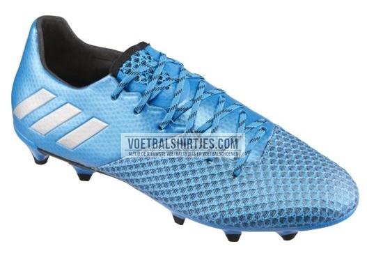 Adidas Messi 16.2 Shock Blue
