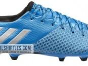 Adidas Messi 16.2 Shock Blue Matte Silver