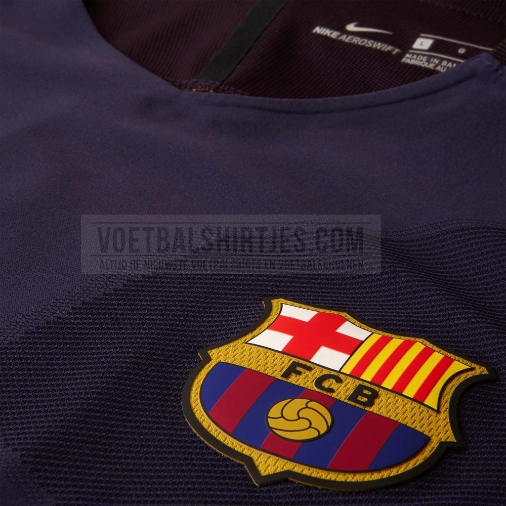 Barcelona uit shirt 2017