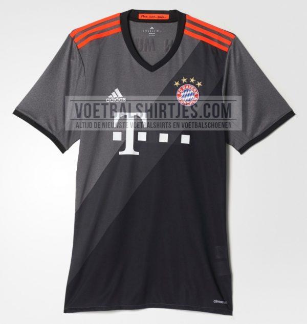 Bayern Munchen uitshirt 2017