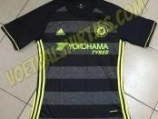 Chelsea 16-17 away kit