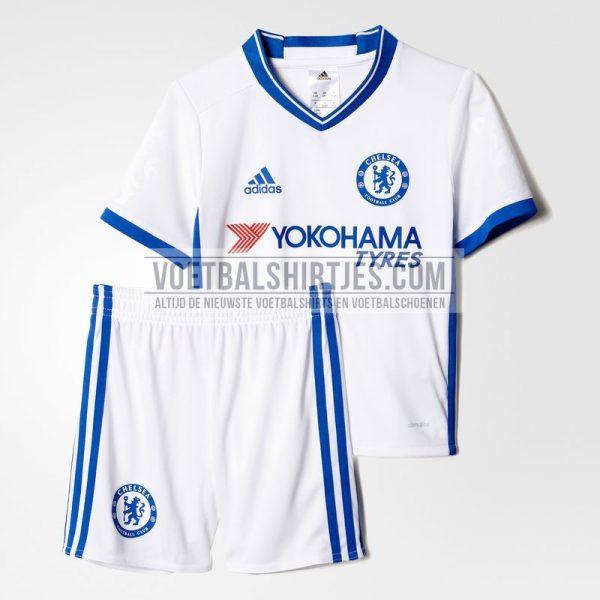 Chelsea 3rd kit 2017