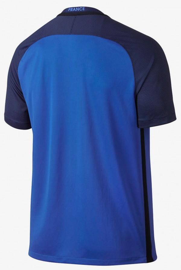 Frankrijk shirt EK 2016