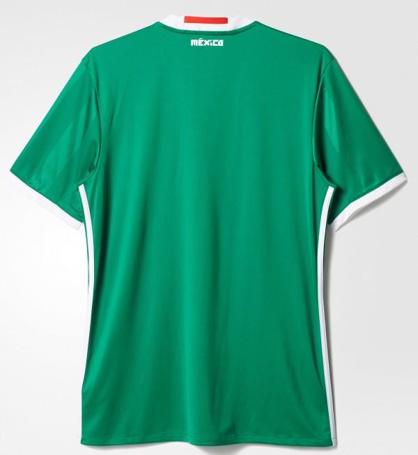 Mexico shirt 16-17