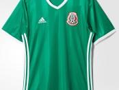 camiseta mexico 16-17