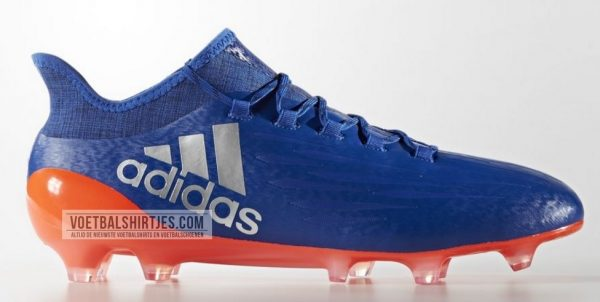 adidas X 16.1 collegiate royal