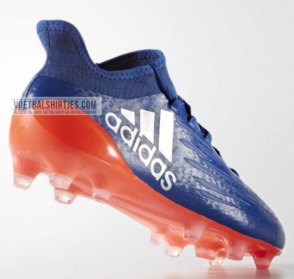 adidas X 16.1 fg blue