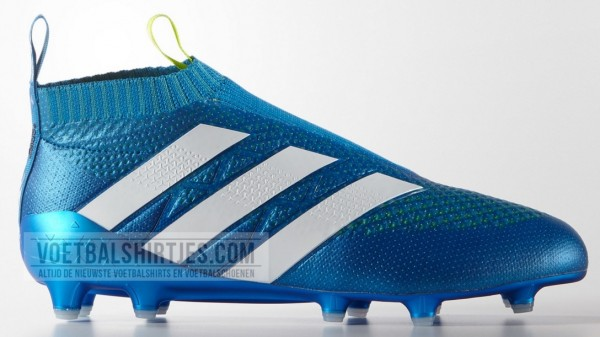 adidas ace 16+ Pure Control Shock Blue