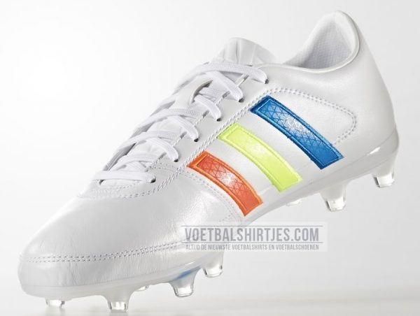 adidas gloro 16.1 white multicolor