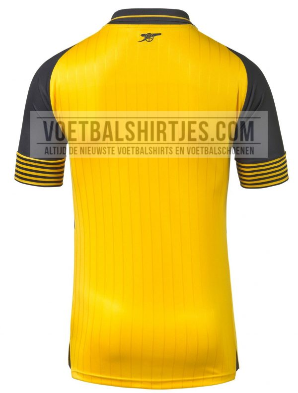 Arsenal away kit 2017