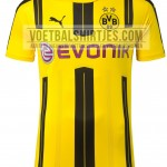 Borussia Dortmund shirt 2017