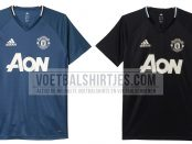 Manchester United trainingsshirt 206 2017