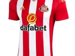 Sunderland home kit 2017
