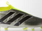 adidas ace 16+ Purecontrol silver metallic