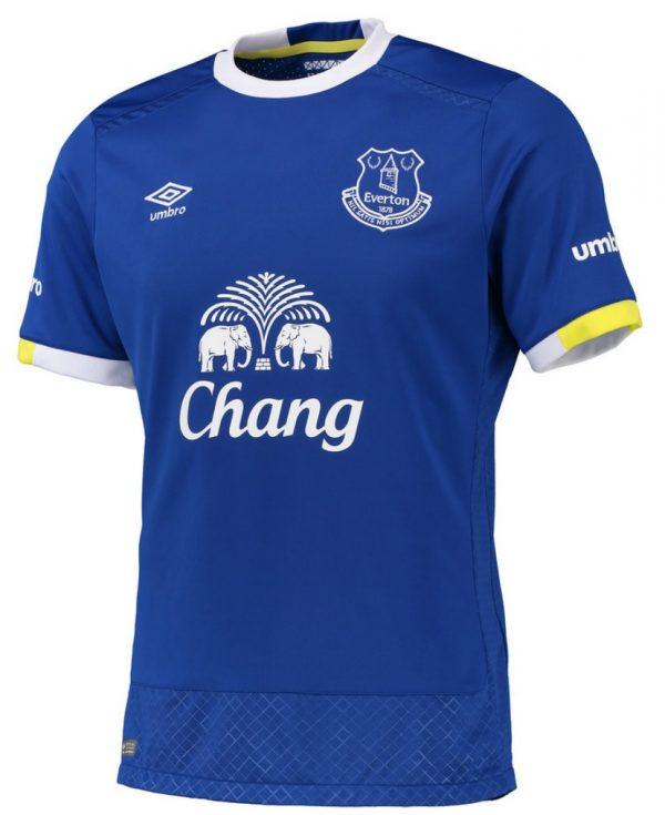 Everton shirt 2017