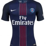 PSG shirt 2017