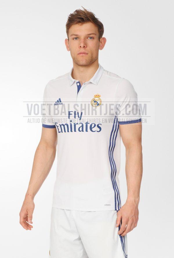 Real madrid shirt 16_17