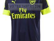 arsenal 3e shirt 2017