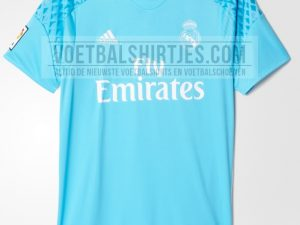 real madrid keepersshirt 2017