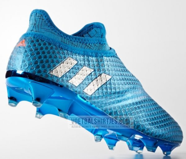 Adidas Messi 16 shock blue purechaos