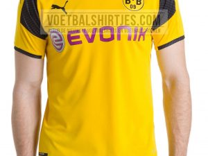 Borussia Dortmund Champions League shirt 2017
