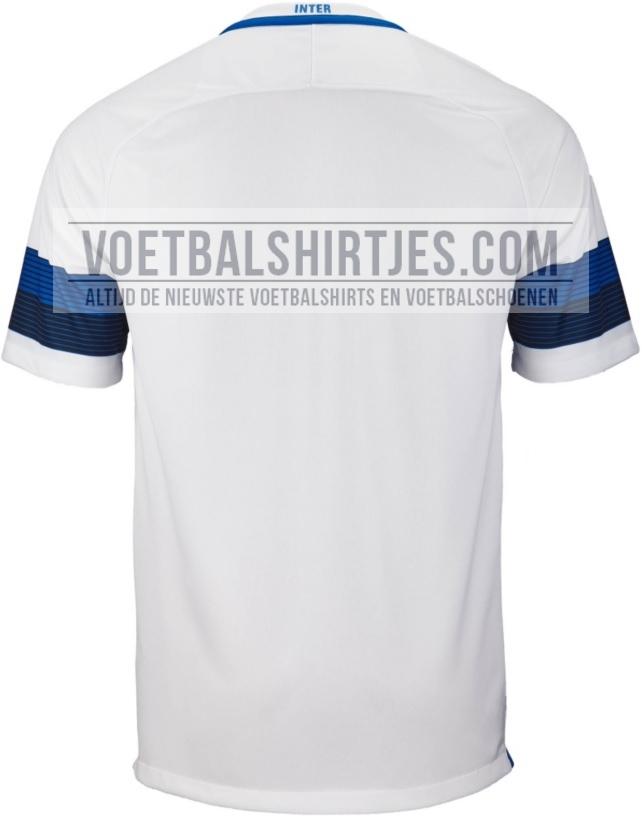 Inter away kit 2017