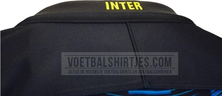 Inter shirt 16 17