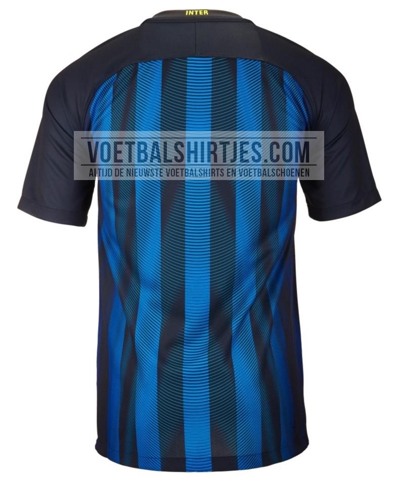 Inter shirt 2017
