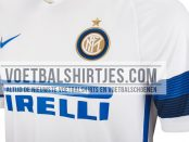 Inter uitshirt 16-17