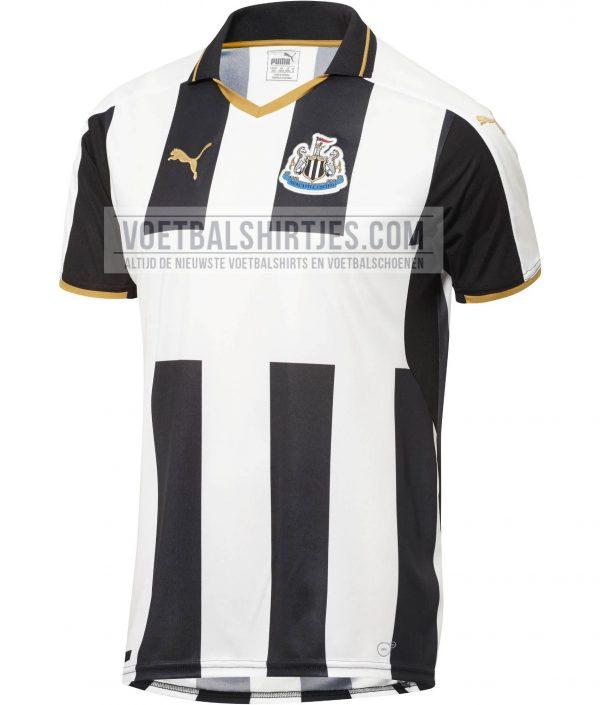 Newcastle United shirt 2017